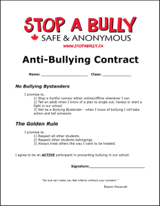 anti-bullying-contract