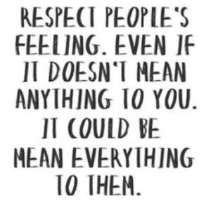 respect-people