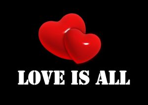 Love is all